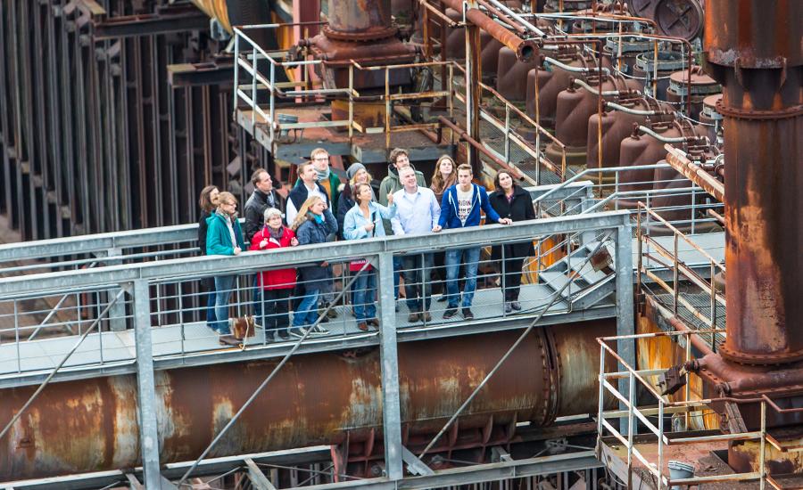 Zeche Zollverein // Jochen Tack / Stiftung Zollverein